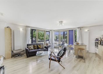 Thumbnail 2 bed flat for sale in Farnsworth Court, West Parkside, Greenwich, London
