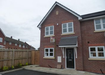 Thumbnail 3 bed property to rent in Pillar Gardens, Northwich