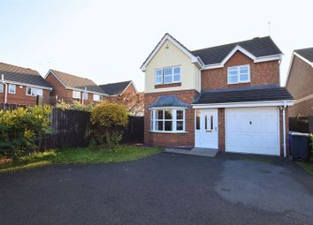 Thumbnail 4 bed detached house for sale in Row Moor Way, Norton, Stoke-On-Trent