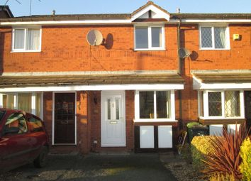 Thumbnail 1 bed terraced house for sale in Grange Way, Sandbach