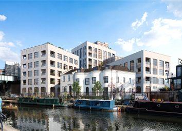 Empress Works, 1-3 Corbridge Crescent, London E2. 2 bed flat