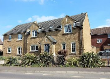 Thumbnail 4 bed semi-detached house for sale in Canal Way, Ilminster