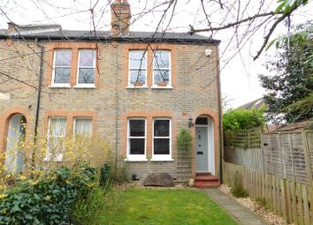 Thumbnail 2 bedroom end terrace house for sale in Grove Footpath, Surbiton