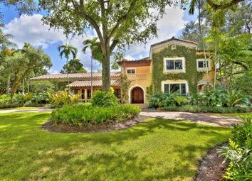 Thumbnail Property for sale in 11401 Sw 69th Ave, Pinecrest, Florida, United States Of America