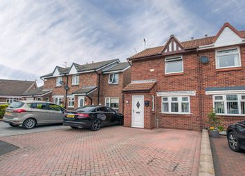 Thumbnail 2 bed semi-detached house for sale in Yarmouth Close, County Durham
