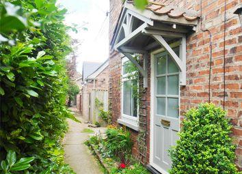 Thumbnail 1 bed cottage for sale in Church Lane, Nether Poppleton, York