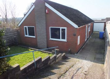 Thumbnail 3 bed detached bungalow to rent in Dollys Lane, Burslem, Stoke-On-Trent