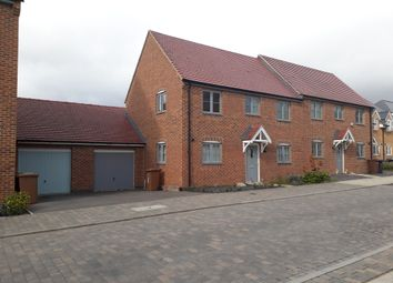Thumbnail 3 bed semi-detached house to rent in Eydon Drive, Corby