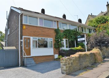 Thumbnail 3 bedroom end terrace house for sale in Beaumont Street, Longwood, Huddersfield