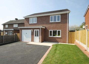 Thumbnail 3 bed detached house to rent in Hanwood, Shrewsbury