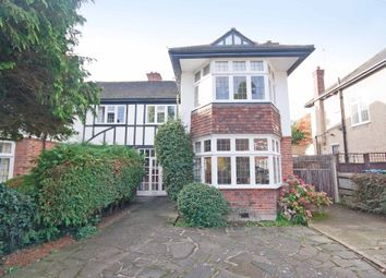 Thumbnail 3 bed semi-detached house for sale in Woodhall Drive, Hatch End, Pinner