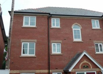 Thumbnail 2 bed flat to rent in Beatrice Street, Oswestry