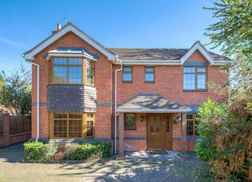 Thumbnail 4 bed detached house for sale in Rugby Road, Clifton Upon Dunsmore, Rugby