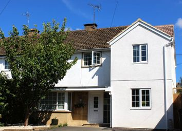 Thumbnail 4 bed semi-detached house for sale in Bowling Green Road, Cirencester
