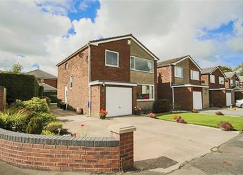 Thumbnail 3 bed detached house for sale in Long Meadow, Mellor, Blackburn