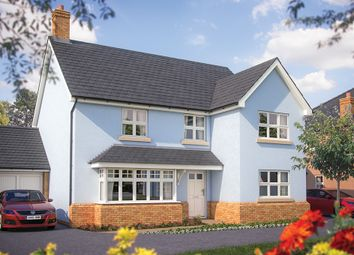 "Thumbnail 5 bedroom detached house for sale in ""The Chester"" at Wood Street, Patchway, Bristol"