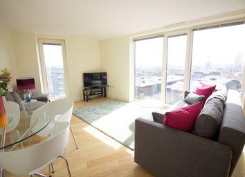 Thumbnail 2 bed flat to rent in Salamanca Tower, 4 Salamanca Place, London