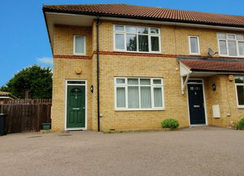 Thumbnail 3 bed end terrace house for sale in Goffs Lane, Goffs Oak, Waltham Cross