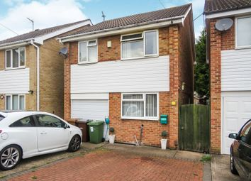 Thumbnail 3 bed detached house for sale in Garton Close, Bulwell, Nottingham