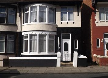 Thumbnail 3 bed semi-detached house to rent in Queensway, Wallasey