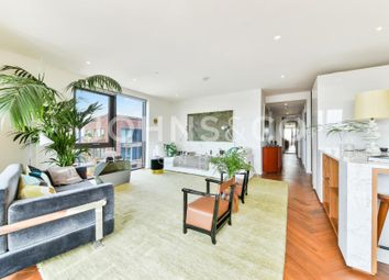 Thumbnail 3 bed flat for sale in Capital Building, Nine Elms