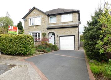 Thumbnail 4 bed detached house for sale in Shay Grove, Heaton, Bradford
