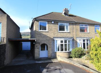 Thumbnail 3 bed semi-detached house for sale in Northwood Lane, Darley Dale, Matlock