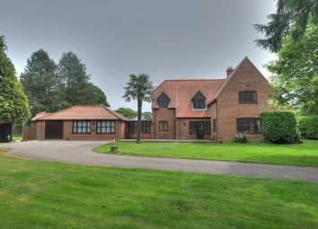 Thumbnail 4 bed detached house for sale in Horsefen Road, Ludham