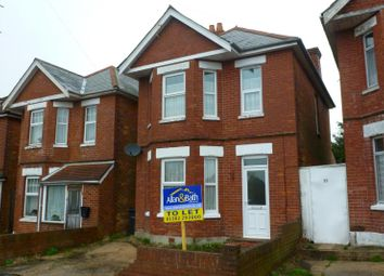 Thumbnail 3 bedroom detached house to rent in Parley Road, Moordown, Bournemouth