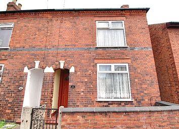 Thumbnail 3 bed semi-detached house for sale in Laverick Road, Jacksdale, Nottingham