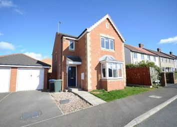 Thumbnail 3 bed detached house for sale in Almond Way, Seaham