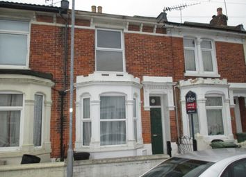 Thumbnail 3 bedroom terraced house to rent in Dover Road, Portsmouth
