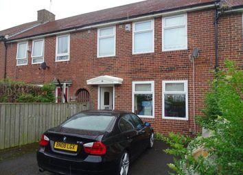 Thumbnail 3 bed property to rent in Holmesdale Road, Newcastle Upon Tyne