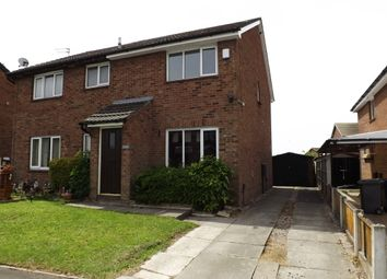 Thumbnail 2 bed semi-detached house to rent in Sumpter Croft, Penwortham, Preston