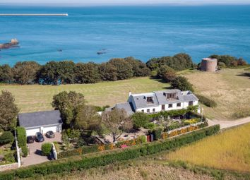 Thumbnail 6 bed detached house for sale in Le Mont Mallet, St. Martin, Jersey