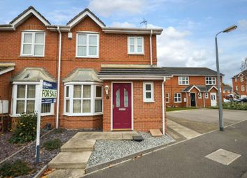 Thumbnail 3 bedroom town house for sale in 4 Briarwood Close, Bransholme, Hull