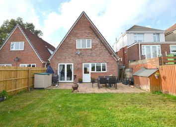 Thumbnail 5 bedroom detached house for sale in Churchill Road, Parkstone, Poole