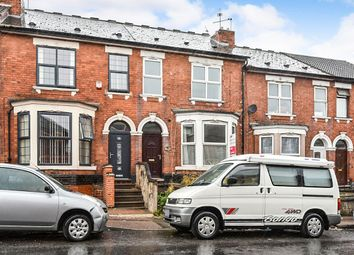 Thumbnail 4 bed terraced house to rent in St. Thomas Road, Derby