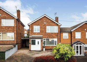Thumbnail 3 bed detached house for sale in Baslow Avenue, Carlton, Nottingham, Nottinghamshire