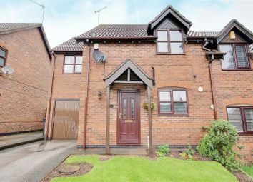 Thumbnail 3 bed semi-detached house for sale in Howbeck Road, Arnold, Nottingham