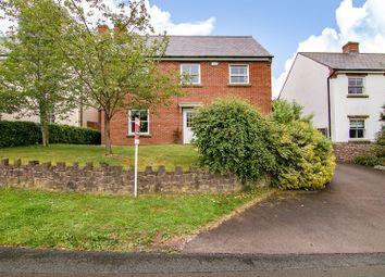 Thumbnail 4 bed detached house for sale in Grange Lane, Littledean, Cinderford