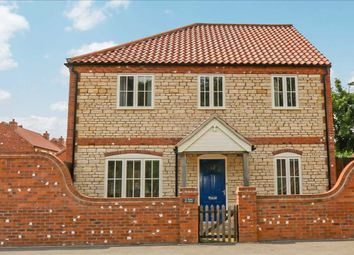 Thumbnail 4 bed detached house for sale in Holly Close, Nocton, Nocton, Lincoln