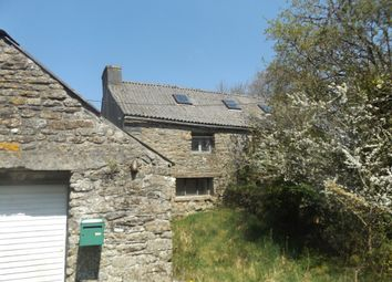 Thumbnail 1 bed detached house for sale in 29410 Plounéour-Ménez, Brittany, France