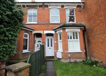 Thumbnail 1 bed terraced house to rent in The Grove, Aldershot