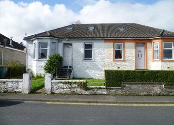 Thumbnail 3 bed semi-detached house for sale in Alexander Street, Dunoon, Argyll And Bute