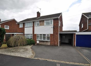 Thumbnail 3 bed semi-detached house for sale in Elmhurst Close, Coven, Wolverhampton