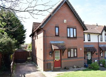 Thumbnail 3 bed end terrace house for sale in Preston Close, Thornwell, Chepstow