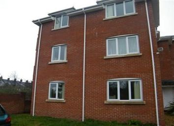 Thumbnail 2 bed flat to rent in St James Court, Mount Pleasant Road, Exeter