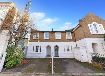 Thumbnail 3 bed terraced house to rent in Hofland Road, Kensington, London