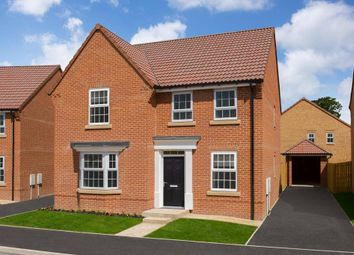 "4 bed detached house for sale in ""Holden"" at Kilby Road, Fleckney, Leicester LE8"